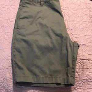 3/$20 men's khaki's shorts